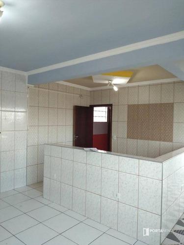 Casa Com 2 Dormitórios Para Alugar, 50 M² Por R$ 1.000,00/mês - Parque Das Chácaras - Embu Das Artes/sp - Ca0680