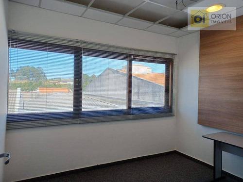 Imagem 1 de 12 de Sala Para Alugar, 80 M² Por R$ 3.200,00/mês - Residencial Morada Dos Lagos - Barueri/sp - Sa0109