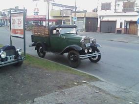 Ford A Unica No Existe Titular En Uso Excelente Vte Lopez