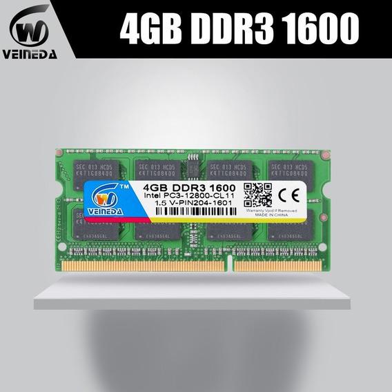 Memoria Notebook 1 X 4gb Samsung Np300e4c-ad3br M3.109
