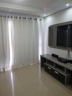 Apartamento Residencial À Venda, Centro Político Administrativo, Cuiabá. - Ap1138