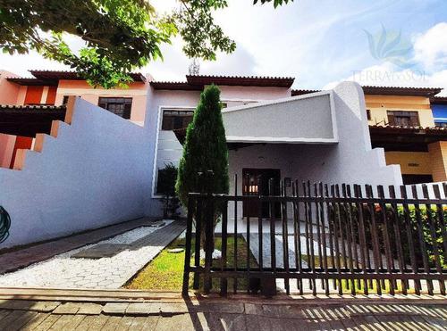 Imagem 1 de 30 de Casa Com 3 Dormitórios À Venda, 117 M² Por R$ 389.000,00 - Sapiranga - Fortaleza/ce - Ca1011