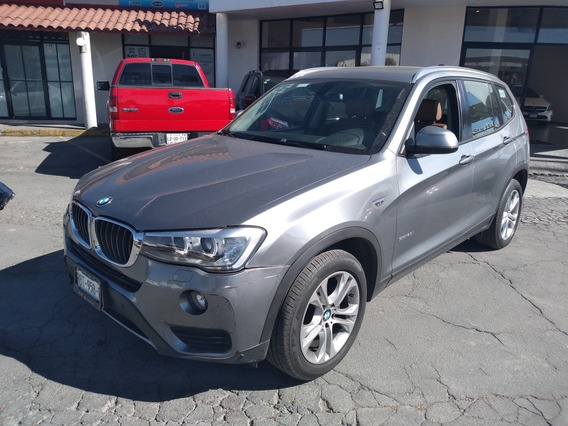 Bmw X3 2.0 Xdrive28ia X Line At 2015