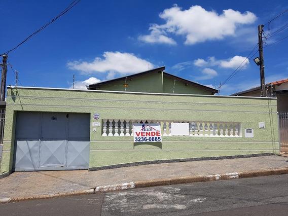 Casa Com 4 Dormitórios À Venda, 200 M² Por R$ 600.000 - Vila Esmeralda - Campinas/sp - Ca0511