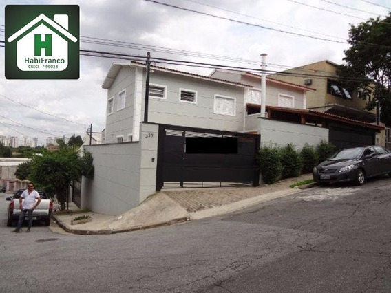 Sobrado Novo, Financiamento Caixa, Use Seu Fgts - Ca00022 - 32497800