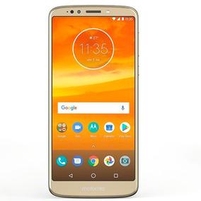 Motorola Moto E5 Plus Dorado 16gb Memoria Interna - Motorola