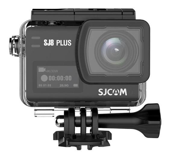 Câmera De Ação Sjcam Sj8 Plus 12mp Ultra Hd
