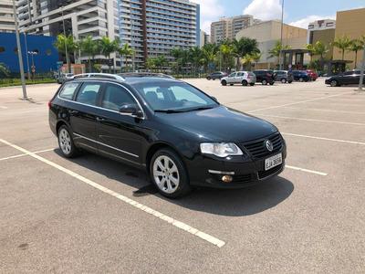 Volkswagen Passat Variant 2.0 Tsi 2008/2009 Preta Blindada