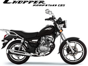 Suzuki Haojue Chopper 150 Cbs Dafra Horizon 150