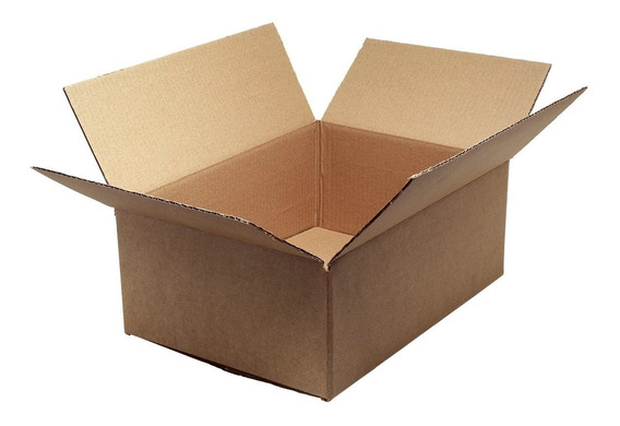 25 Caixas De Papelão Embalagem Correios Sedex E Pac 28x21x12