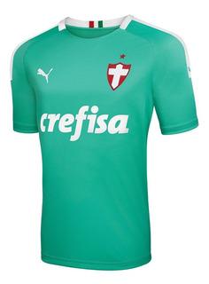 Camiseta Puma Palmeiras 3 2019/2020 Masculina - Original