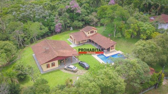 Chácara À Venda, 4000 M² Por R$ 750.000,00 - Colônia (zona Sul) - São Paulo/sp - Ch0144