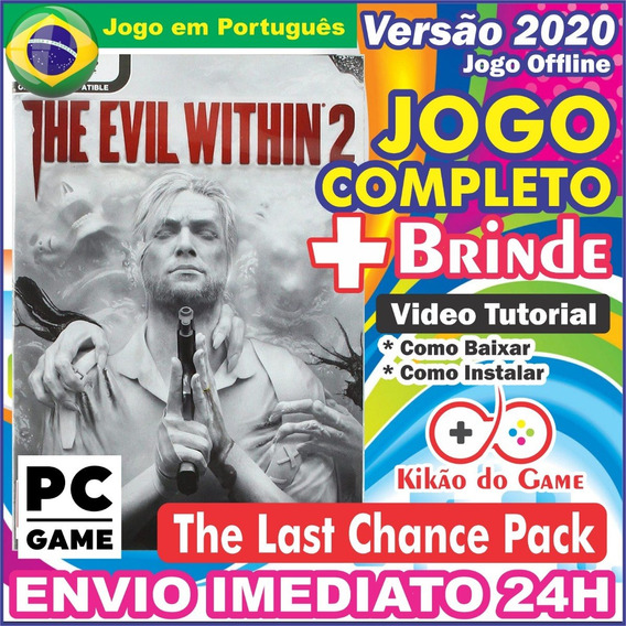 The Evil Within 2 Pc Digital Br + Brinde