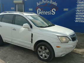 Chevrolet Captiva - Saturn Vue 2008 ( Piezas ) 2008 - 2010