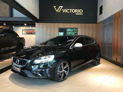 Volvo V40 R- Design T5 2.0 16v Turbo Gasolina 245cv At8 2018