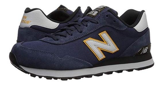 New Balance 515 Azul / Tenis Para Hombre / Original