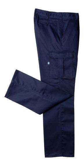 Pantalon De Trabajo Grafa Cargo Marca Ombu Original