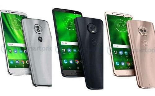 Celular Moto G6 Plus Original, Nuevo Y Sellado