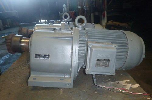 Motor Con Reductor Trfasico 3hp. Nunca Utilizado!!!