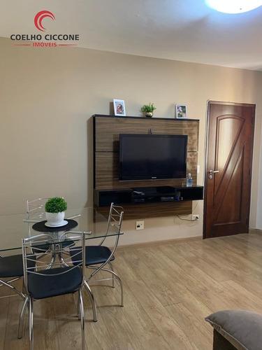 Imagem 1 de 12 de Apartamento Para Venda No Bairro Osvaldo Cruz - V-4764