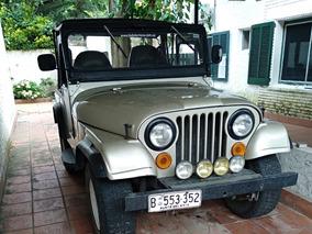Jeep Willys Cj 5