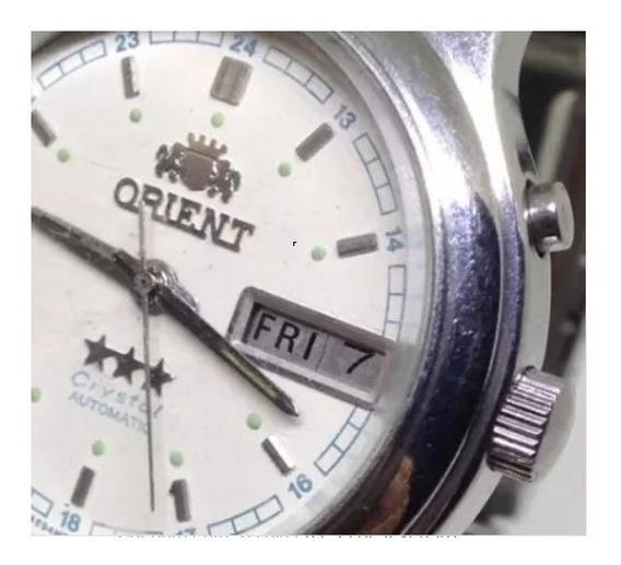 Relógio De Pulso Orient Masculino Automático U02606 Webclock