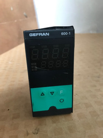 Gefran 6001rrr -controlador De Temperatura -100/240v
