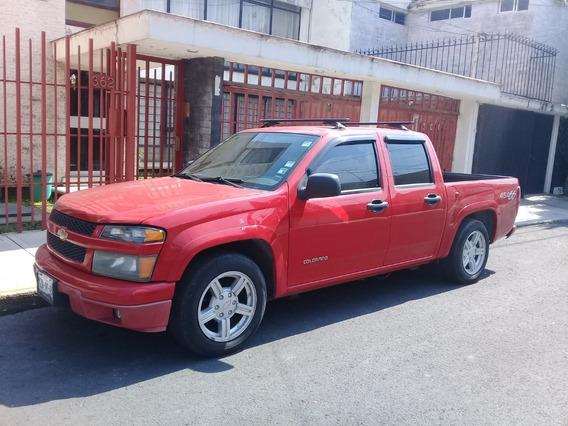 Chevrolet Colorado 2005, Doble Cabina 4 Puertas