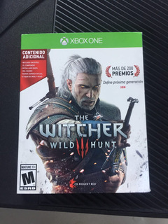 Juego The Witcher 3 Wild Hunt