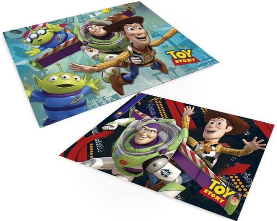 Manteles Personalizados Toy Story Recuerdos Fiestas