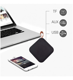 Parlante Portatil Bluetooth Inalambrico Usb Micro Sd T5