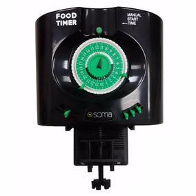 Alimentador Automático Soma Para Aquários