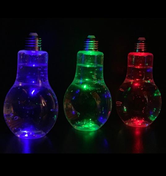 Vasos Led Lampara Drinky Led X 25 Unidades Vaso Luminoso