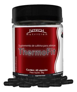 Thermofit - 60 Cápsulas - Nitech Nutrition