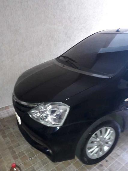 Toyota Etios Xls Flex 1.5 2013