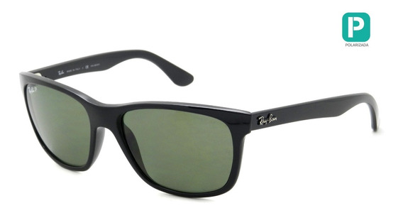 Óculos Ray Ban Rb4181 601/9a 57 Polarizado - Lente 57mm
