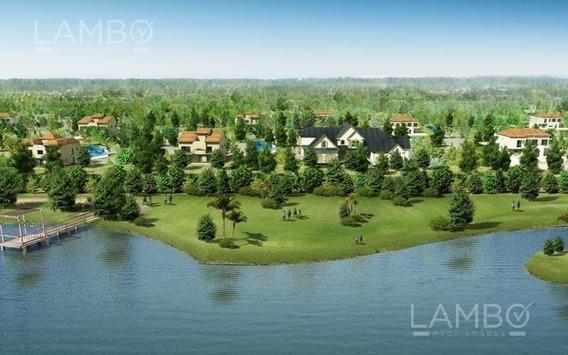 Espectacular Lote Sobre La Laguna.!!!!!!!!!!financiacion!!!!!!!!