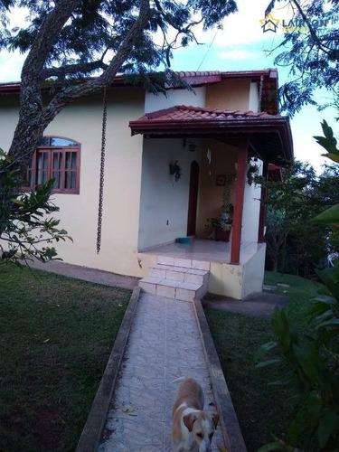 Chácara Com 3 Dormitórios À Venda, 1000 M² Por R$ 720.000,00 - Sítio Da Moenda - Itatiba/sp - Ch1338