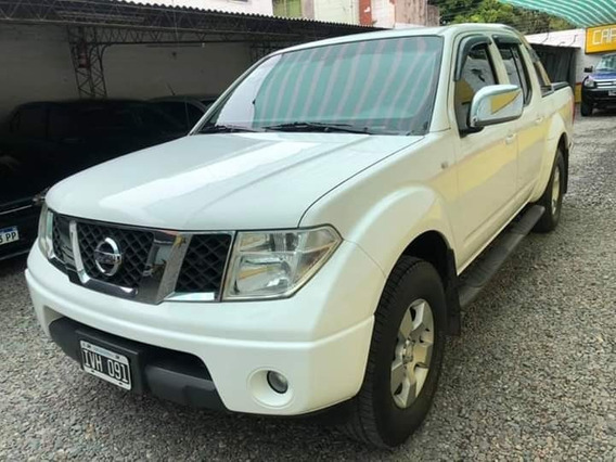 Nissan Frontier Le 2.5 4 X 4 Manual