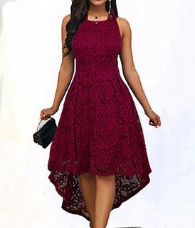 Vestido Elegante Encaje