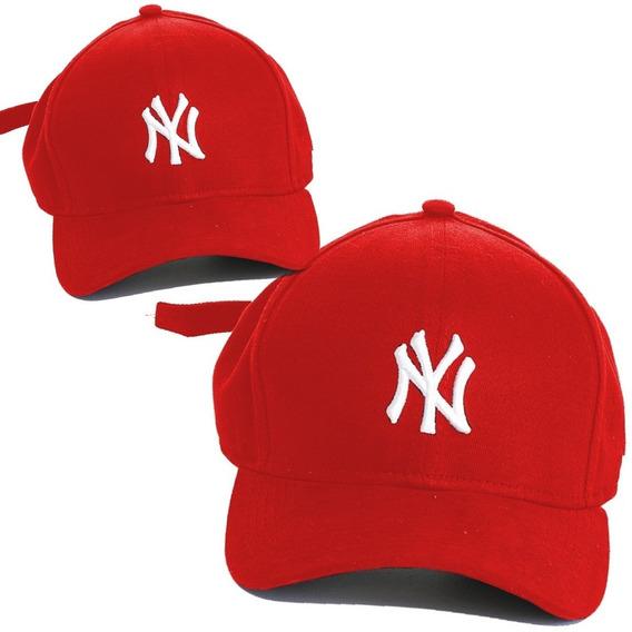 Bone New York Aba Curva Trucker Yankees Snapback Promoção !!
