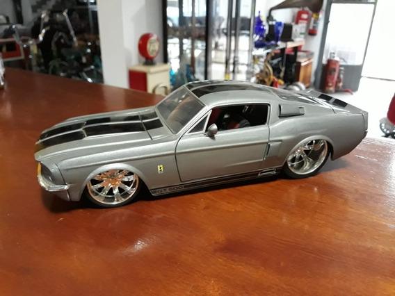 Carrinho Mustang Gt500 (miniatura)