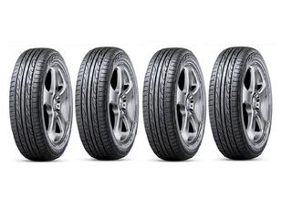 Kit 4 Dunlop Sp Sport Lm704 215/50 R17 91v Cuotas