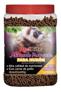 Alimento Premium Hurón Redkite 850 Grs