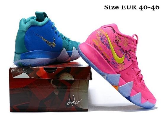 Zapatillas Nike Kyrie 4 Confetti Multicolor 40/46