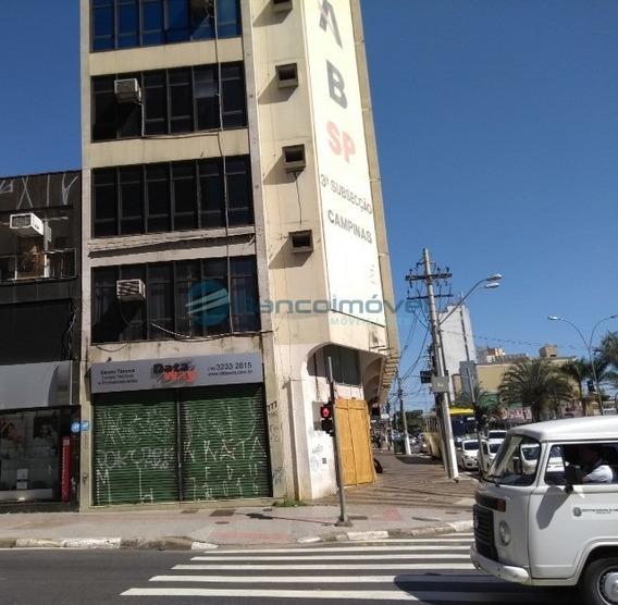 Ponto Comercial Para Locação Centro De Campinas - Pt00043 - 34488324