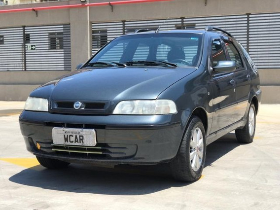 Fiat Palio Weekend Ex 1.8 Mpi 8v, Hjl2346