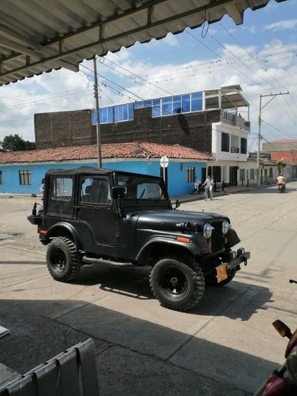 Jeep Modelo 60 J5 Oreja De Perro