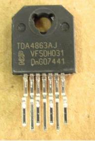 Tda4863aj Ou Tda8359j Original Philips Kit Com 3 Peças