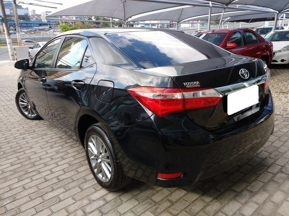 Corolla 2.0 Xei 2016 Preto Whast 11 93366 2680